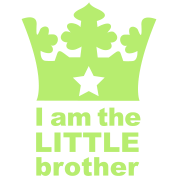 I am the little Brother