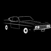 1969 Ford Torino Talladega
