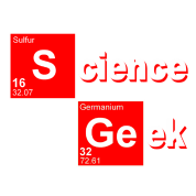 Science Geek White