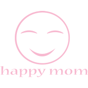happy mom