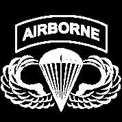 airborne hardcore white