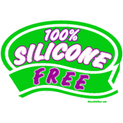 100 % silicone free