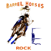 Barrel Horses Rock