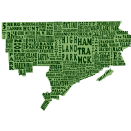 Design ~ Green Detroit Map