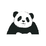 Never Say No To Panda - White