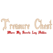 Treasure Chest Where My Secrets Lay Hidden