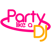 PARTY LIKE A DJ dance rave NEON sign