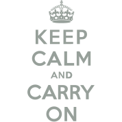 Keep Calm and Carry On (vector)