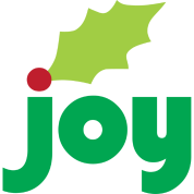 Joy with Holly Leaf and Berry