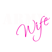 Army Wife White/Pink