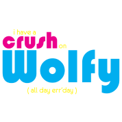 I Have A Crush (with custom text)