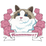 Design ~ Raaawr Cat