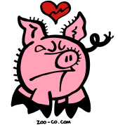 Broken Hearted Pig