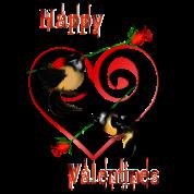 Valentines Day Sparrow