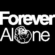 Forever Alone White