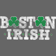 Design ~ Vintage Boston Irish