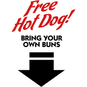 Free Hot Dog (2c)