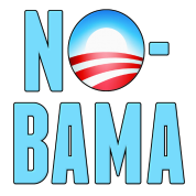 No-Bama Anti Obama