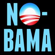 No-Bama Anti Obama
