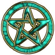 pentagramm - ocean green
