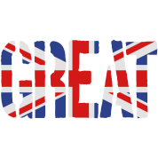 Great Britain Flag, British Flag, Union Jack, UK Fl