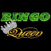bingo queen crown green styles