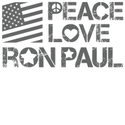 peace, love, Ron Paul