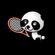 Tennis Panda