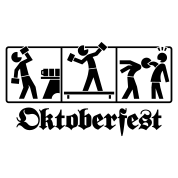 Oktoberfest Munich pictogram