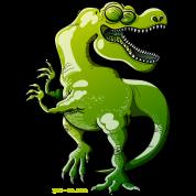 Dancing Tyrannosaurus Rex