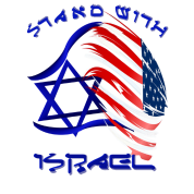Stand With Israel - lettered