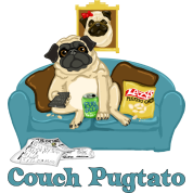 Couch Pugtato