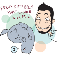 Design ~ Fuzzy Kitty
