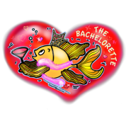 Hen Party Fish, The Bachelorette Fish, By FabSpark