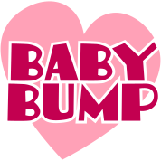 baby bump love heart