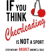 Cheerleading- basket