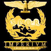 Roman Aquila SPQR Banner
