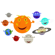 the solar system song kidstv123 - photo #10