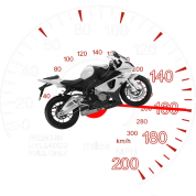 Speed is my Fuel Motor Cycle