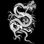 Chinese Dragon ( HD Pixel Design )