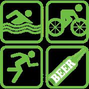 Swim Bike Run Beer