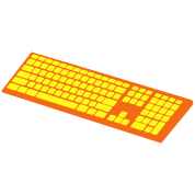 a simple keyboard