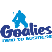 Hockey Goalies Tend To Business