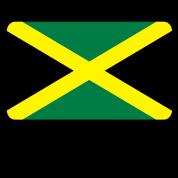 Flag Jamaica 2 (3c)++