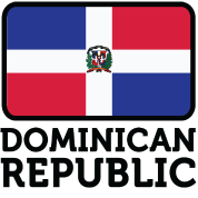 Flag Dominican Republic 2 (dd)++
