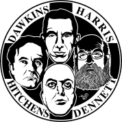 The Four Horsemen: New Atheists