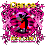 Dance for a cure Breast Cancer Awareness