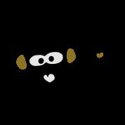 Love_kpop txt owl vector graphic art