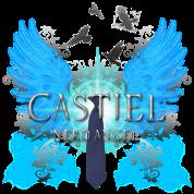 Castiel Nerd Angel 2