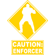 CAUTION: Hockey Enforcer